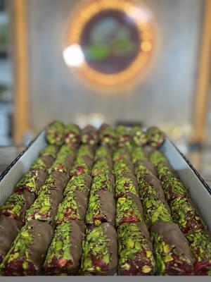 Çikolatalı Kral Lokum